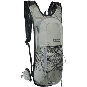 ION Villain 4 Backpack grey